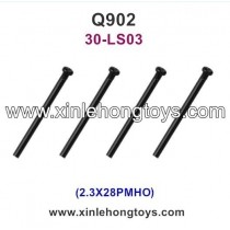 XinleHong Toys Q902 Spare Parts Screw 30-LS03