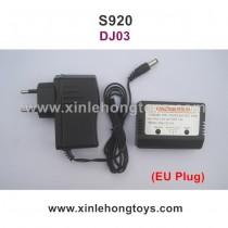 PToys Judge S920 Parts Charger DJ03