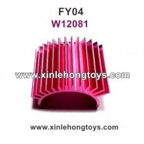 FeiYue FY04 Parts Motor Heatsink W12081