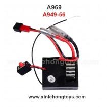 WLtoys A969 Parts Circuit Board, Receiver Board A949-56