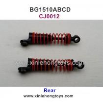 Subotech BG1510A BG1510B BG1510C BG1510D CoCo Parts Back Shock Absorption Assembly CJ0012