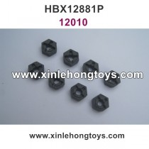 HBX 12881P Parts Wheel Hex 12010