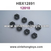 HBX 12891 Parts Wheel Hex 12010