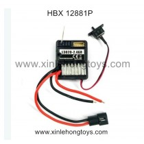 HaiBoXing HBX 12881P parts ESC, Receiver  HBX-12031N
