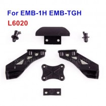 LC Racing EMB-1H EMB-TGH Parts Front Anti-Collision+Tail Bracket+Support Fixture L6020