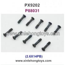 PXtoys 9202 Parts Screw P88031 2.6X14PB
