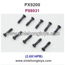 PXtoys 9200 Parts Screw P88031 2.6X14PB