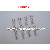 ENOZE Off Road 9304E Body Clip, Shell Pin P88012