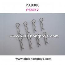 Pxtoys Sandy Land 9300 Parts R Type Bolt, R Body Clip P88012