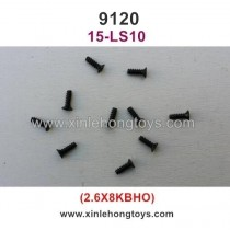 XinleHong Toys 9120 Parts Screw 15-LS10