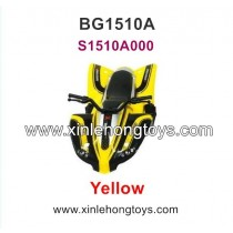 Subotech BG1510A Parts Car Shell S1510A000 Yellow