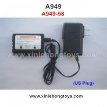 WLtoys A949 Charger US Plug A949-58