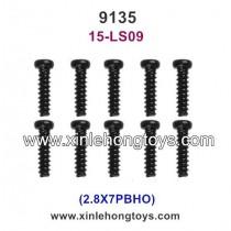 XinleHong Toys 9135 Parts Screw 15-LS09