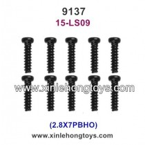 XinleHong Toys 9137 Spare Parts Screw 15-LS09