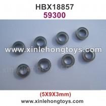 HBX 18857 Parts Ball Bearing 5x9x3mm 59300