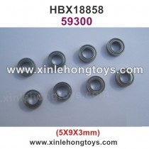 HBX 18858 Parts Ball Bearing 5x9x3mm 59300