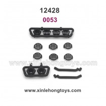 Wltoys 12428 Parts Head Light 0053