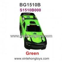 Subotech BG1510B Parts Car Shell S1510B000 Green