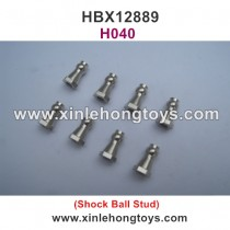 HBX Thruster 12889 Parts Shock Ball Stud H040