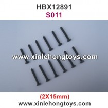 HaiBoXing HBX 12891 Parts Screw S011