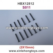 HBX 12812 SURVIVOR ST Parts Screw S011