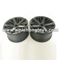 HBX T6 Hammerhead Parts Front Wheel Rims TS054
