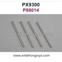 Pxtoys 9300 Parts 2X39 Rocker Shaft, Iron Shaft P88014