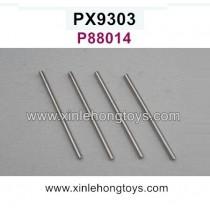 Pxtoys Desert Journey 9303 Parts 2X39 Rocker Shaft, Iron Shaft P88014