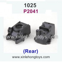 REMO HOBBY 1025 Parts Housings Differential Rear P2041