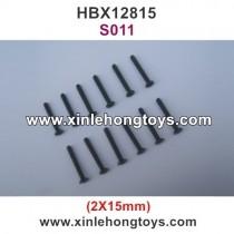 HBX 12815 Protector Parts Screw S011