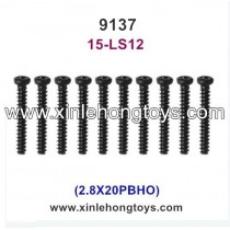 XinleHong Toys 9137 Spare Parts Screw 15-LS12