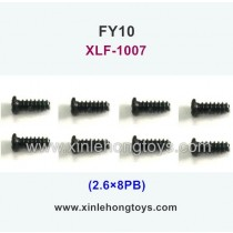 FeiYue FY10 Parts Screw 2.6×8KB XLF-1007