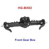 HG P401 P402 Parts Front Gear Box HG-BX02