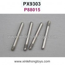 Pxtoys 9303 Parts 2X20 Wheel Shaft, Iron Shaft P88015