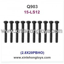 XinleHong Q903 Parts Screw 15-LS12