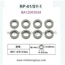 RuiPeng RP-01 SY-1 Parts Ball Bearing1 BA12003534 12X8X3.5mm