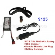 XinleHong Toys 9125 Upgrade Battery