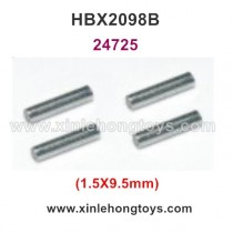 HaiBoXing HBX 2098B Parts Centre Idle Gear Pin 24725