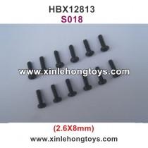 HBX 12813 SURVIVOR MT Parts Screw S018