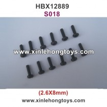 HBX Thruster 12889 Parts Screw S018