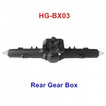 HG P401 P402 Parts Rear Gear Box HG-BX03