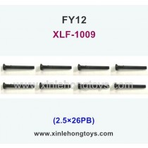 FeiYue FY12 Parts Screw 2.5×26PB XLF-1009