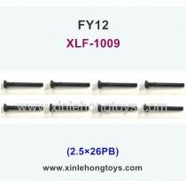 FeiYue FY12 Parts Screw 2.5×26PB XLF-1009