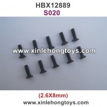 HBX 12889 Thruster Parts Screw S020