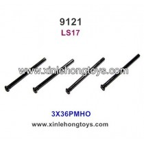 XinleHong Toys 9121 Parts Round Headed Screw LS17