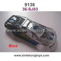 XinleHong Toys 9136 Car Shell, Body Shell