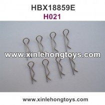 HBX 18859E Parts Body Clips H021