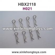 HBX 2118 Parts Body Clip H021
