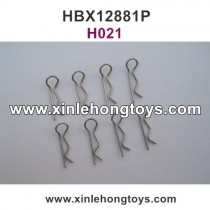 HBX 12881P Parts Body Clips H021