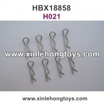 HaiBoXing HBX 18858 Parts Body Clips H021